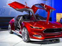 Ford Evos Concept Moscow 2012