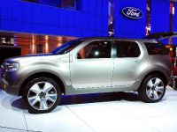 thumbs Ford Explorer America Concept Detroit 2008