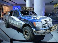 Ford F-150 2.7L EcoBoost Baja Truck Detroit 2014