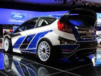 Ford Fiesta rally Paris 2010