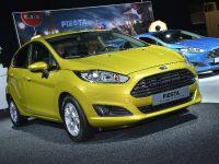 Ford Fiesta Titanium Paris 2012