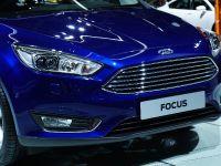 Ford Focus Paris 2014