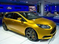Ford Focus ST Detroit 2011