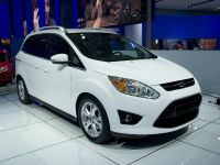 Ford Grand C-MAX US spec Detroit 2011