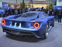 Ford GT Detroit 2015