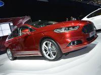 Ford Mondeo Titanium Paris 2012