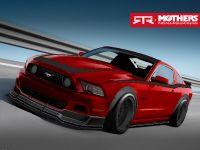 Ford Mustang at 2012 SEMA