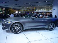 Ford Mustang Convertible Detroit 2014