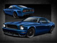 Ford Mustang Evolution II V-10 Triton Edition By A-Team Racing