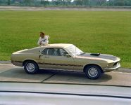 Ford Mustang Mach I 1969