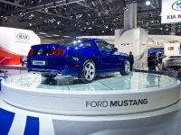 Ford Mustang Moscow 2012