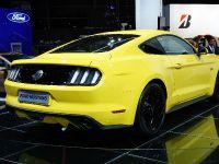 Ford Mustang Paris 2014