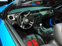 Ford Mustang Shelby GT500 convertible Detroit 2009