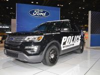 Ford Police Interceptor Utility Chicago 2015