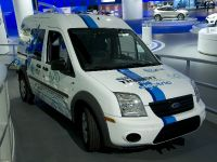 Ford Transit Connect electric Detroit 2011