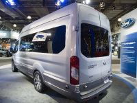 Ford Transit Skyliner New York 2014