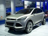 Ford Vertrek concept Detroit 2011