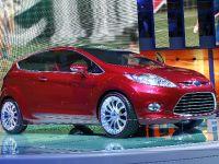 Ford Verve Concept Frankfurt 2011