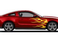 Ford Virtual Custom Graphics