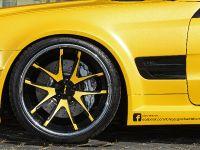 Fostla Mercedes-Benz SL 55 AMG Lquid Gold
