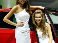 Frankfurt Motor Show Girls 2013