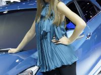thumbs Frankfurt Motor Show girls
