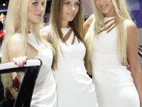 Frankfurt Motor Show girls