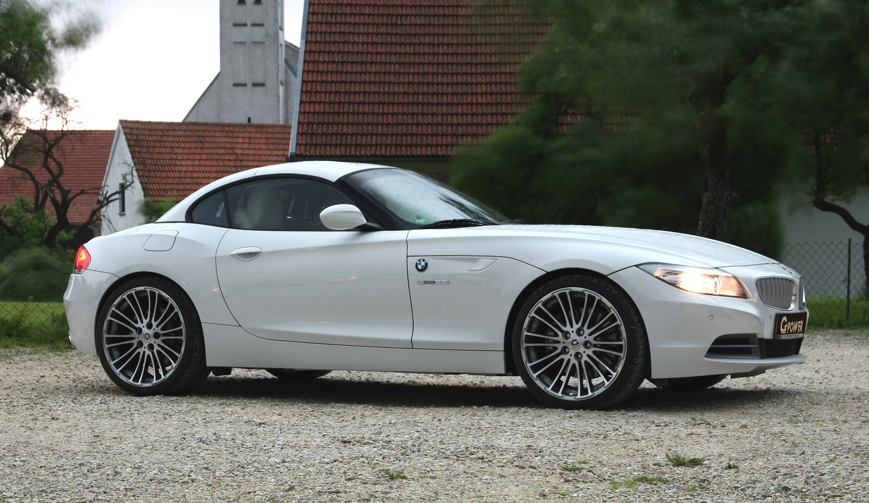 BMW Z4 E89 настроить G-POWER - фотография №1