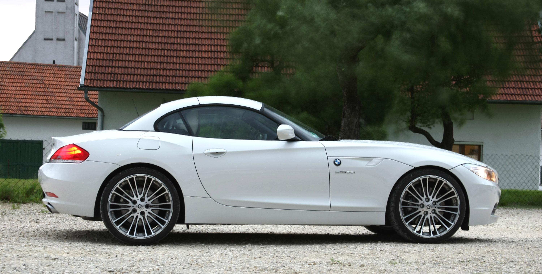 BMW Z4 E89 настроить G-POWER - фотография №2