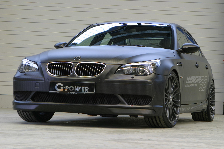 G-POWER HURRICANE RS на основе BMW M5 - самый быстрый в мире седан - фотография №8