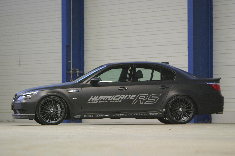 G-POWER HURRICANE RS на основе BMW M5 - самый быстрый в мире седан - фотография №10
