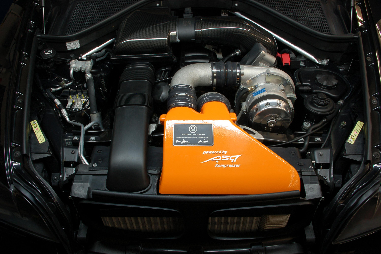 G-POWER X5 TYPHOON - сильнейший внедорожник BMW - фотография №3