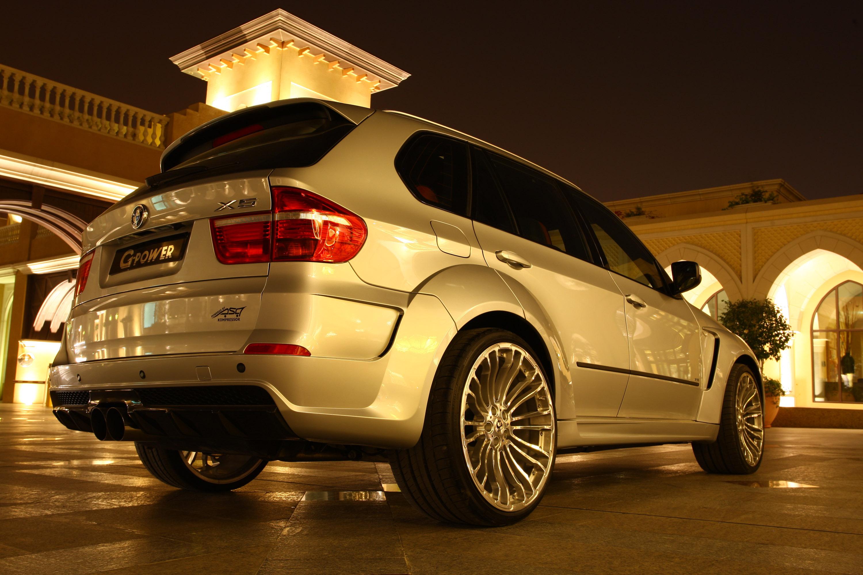 G-POWER X5 TYPHOON - сильнейший внедорожник BMW - фотография №5