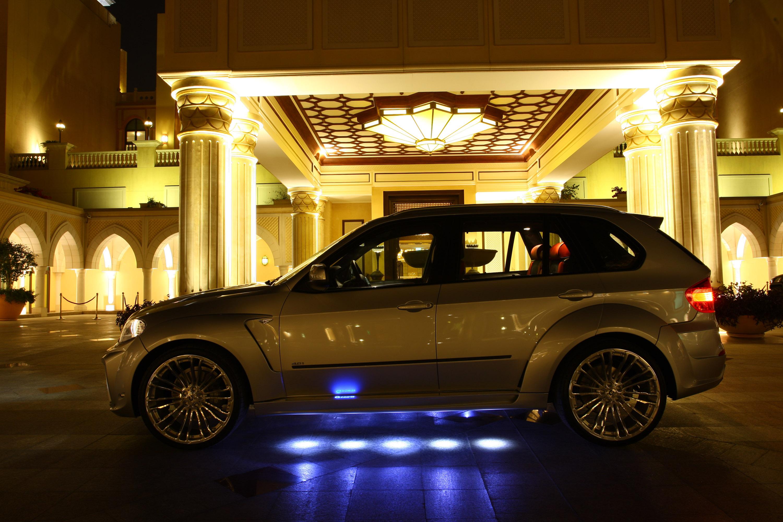 G-POWER X5 TYPHOON - сильнейший внедорожник BMW - фотография №7