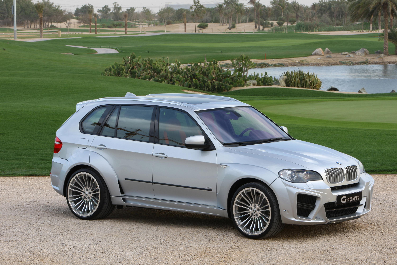G-POWER X5 TYPHOON - сильнейший внедорожник BMW - фотография №9