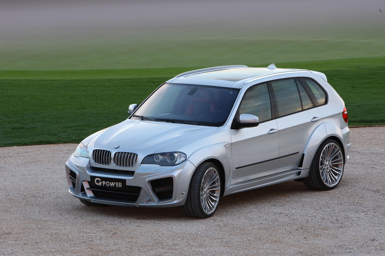 G-POWER X5 TYPHOON - сильнейший внедорожник BMW - фотография №10