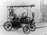 Gasoline engine by Daimler