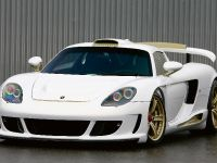 Gemballa Mirage GT Gold Edition Porsche Carrera GT
