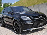 German Special Customs 2013 Mercedes-Benz ML Widebody Kit