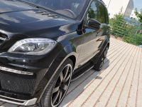 German Special Customs 2013 Mercedes-Benz ML Widebody Kit