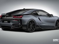 German Special Customs BMW i8 iTRON