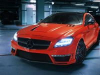 German Special Customs Mercedes-Benz CLS 63 AMG