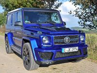 German Special Customs Mercedes-Benz G400 CDI