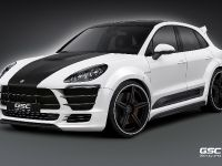 German Special Customs Porsche Macan