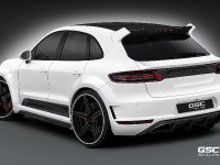 German Special Customs Porsche Macan