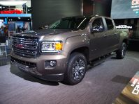 GMC Canyon Detroit 2014