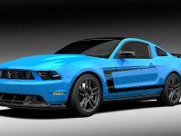 Grabber Blue 2012 Ford Mustang Boss 302 Laguna Seca