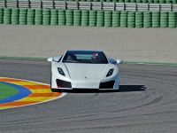 GTA Spano at Ricardo Tormo Circuit