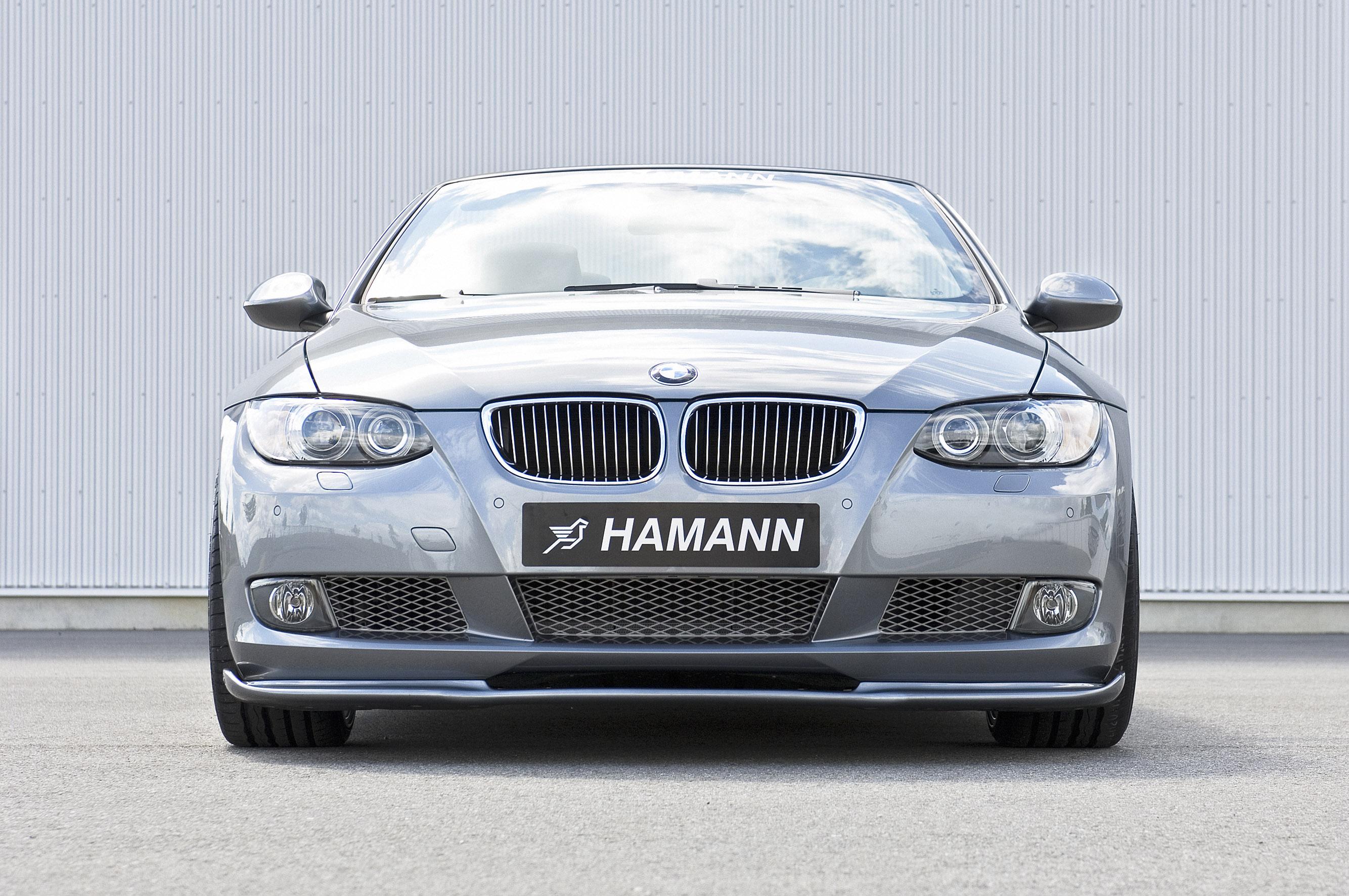Hamann BMW 3er серии Cabrio - фотография №1