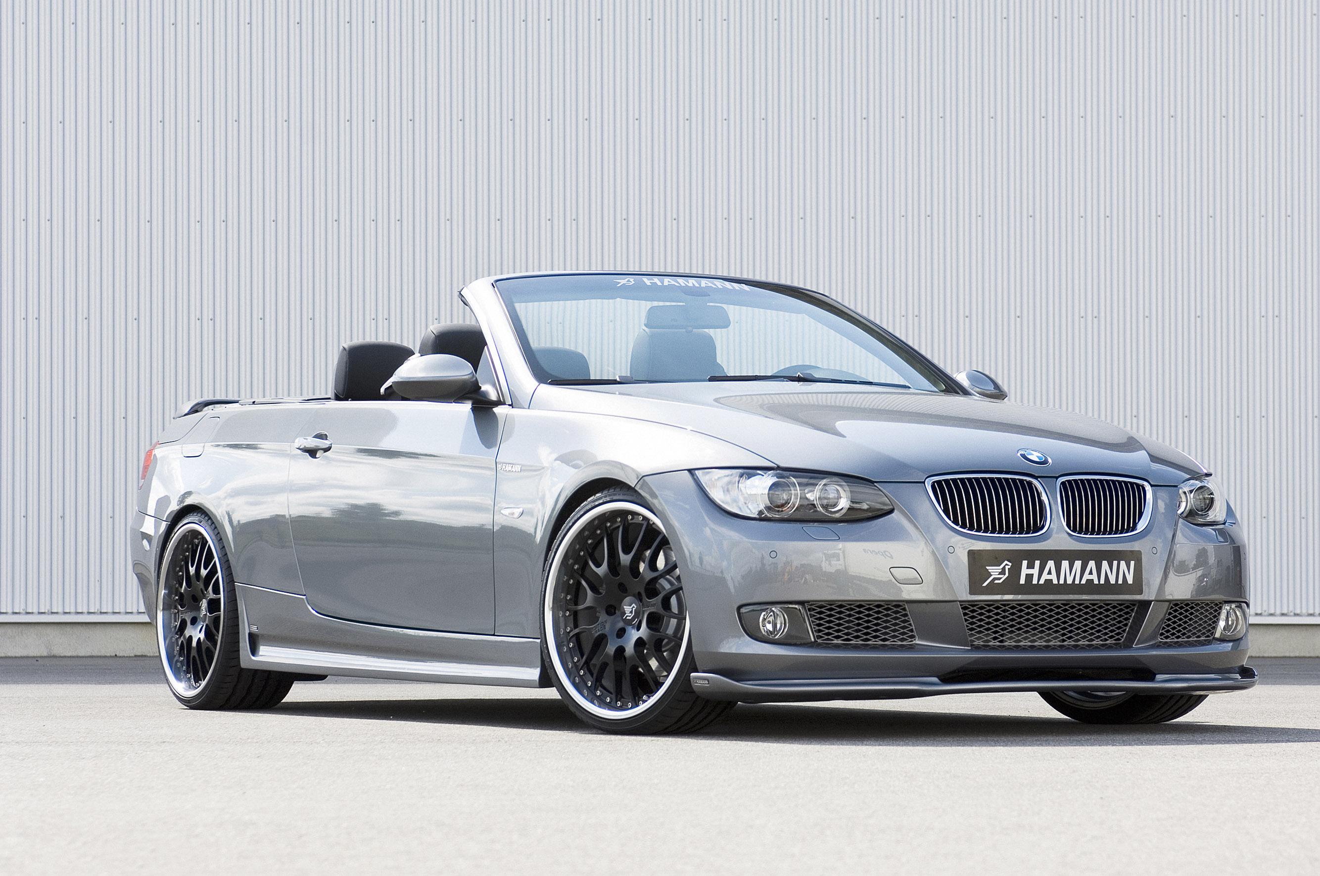 Hamann BMW 3er серии Cabrio - фотография №5